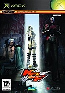 jaquette Xbox The King Of Fighters Maximum Impact