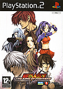 jaquette PlayStation 2 The King Of Fighters Neowave