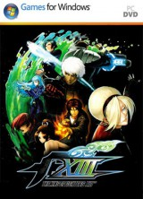jaquette PC The King Of Fighters XIII