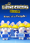The Lapins Crétins : Invasion