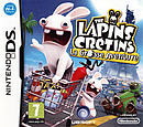 jaquette Nintendo DS The Lapins Cretins La Grosse Aventure
