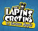 jaquette iPhone The Lapins Cretins La Tres Grosse Appli HD