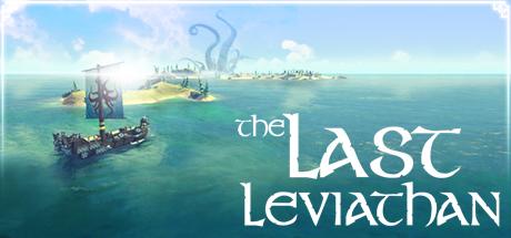 jaquette PC The Last Leviathan