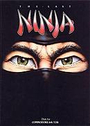 jaquette Commodore 64 The Last Ninja