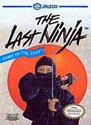 jaquette Nes The Last Ninja