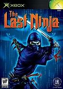 jaquette Xbox The Last Ninja