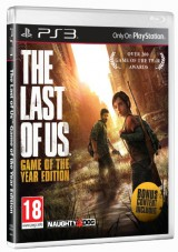 jaquette PlayStation 3 The Last Of Us Game Of The Year Edition