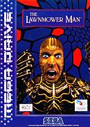 jaquette Megadrive The Lawnmower Man