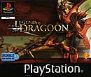 jaquette PlayStation 1 The Legend Of Dragoon