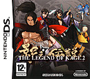 jaquette Nintendo DS The Legend Of Kage 2