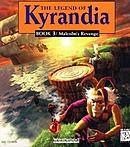 jaquette Mac The Legend Of Kyrandia Malcolm s Revenge