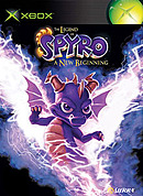 jaquette Xbox 360 The Legend Of Spyro A New Beginning