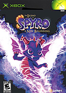 jaquette Xbox The Legend Of Spyro A New Beginning