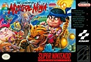 jaquette Super Nintendo The Legend Of The Mystical Ninja