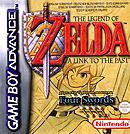 jaquette GBA The Legend Of Zelda A Link To The Past