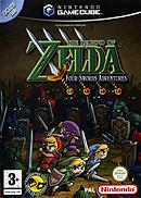 jaquette Gamecube The Legend Of Zelda Four Swords Adventures
