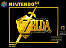 jaquette Nintendo 64 The Legend Of Zelda Ocarina Of Time