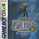 jaquette Gameboy The Legend Of Zelda Oracle Of Ages