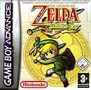 jaquette GBA The Legend Of Zelda The Minish Cap