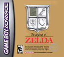 jaquette GBA The Legend Of Zelda