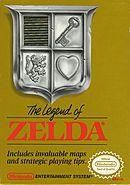 jaquette Nes The Legend Of Zelda