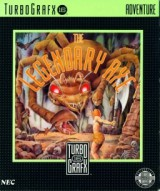 jaquette PC Engine CD ROM The Legendary Axe