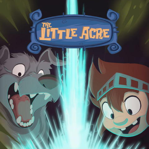 jaquette PlayStation 4 The Little Acre