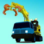 jaquette iOS The Little Crane That Could 2 Mud Play