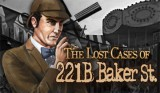 jaquette iOS The Lost Cases Of 221B Baker St.