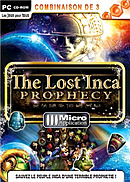 jaquette PC The Lost Inca Prophecy