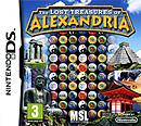 jaquette Nintendo DS The Lost Treasures Of Alexandria
