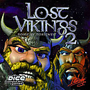 jaquette PC The Lost Vikings 2