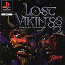 jaquette PlayStation 1 The Lost Vikings 2