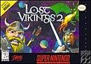 jaquette Super Nintendo The Lost Vikings 2