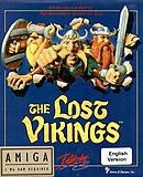 jaquette Amiga The Lost Vikings