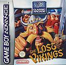 jaquette GBA The Lost Vikings