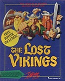 jaquette PC The Lost Vikings