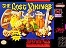 jaquette Super Nintendo The Lost Vikings