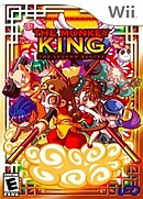 jaquette Wii The Monkey King The Legend Begins