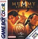 jaquette Gameboy The Mummy Returns