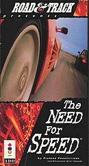 jaquette 3DO The Need For Speed