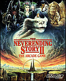 jaquette Commodore 64 The Neverending Story II