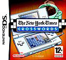 jaquette Nintendo DS The New York Times Crosswords