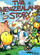 jaquette Amiga The New Zealand Story