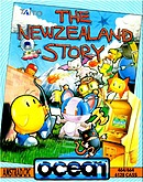 jaquette Amstrad CPC The New Zealand Story