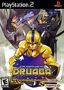 jaquette PlayStation 2 The Nightmare Of Druaga