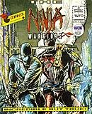 jaquette Amiga The Ninja Warriors