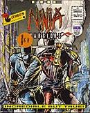 jaquette Amstrad CPC The Ninja Warriors