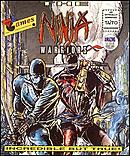 jaquette Commodore 64 The Ninja Warriors