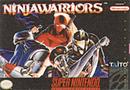 jaquette Super Nintendo The Ninja Warriors